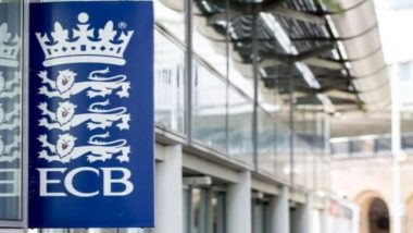 England and Wales Cricket Board Says No Domestic Cricket to Be Played Before August 1